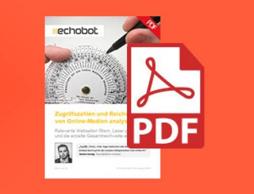 Reichweite und Zugriffszahlen von Onlinemedien – Whitepaper