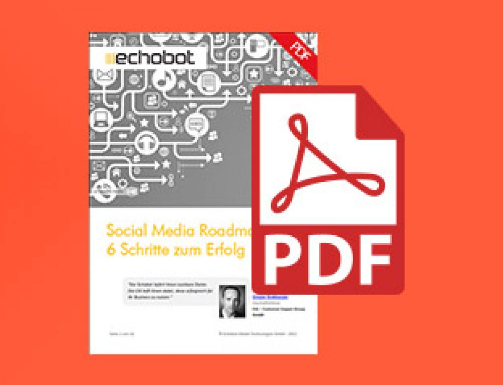 Social Media Strategie Roadmap – Whitepaper