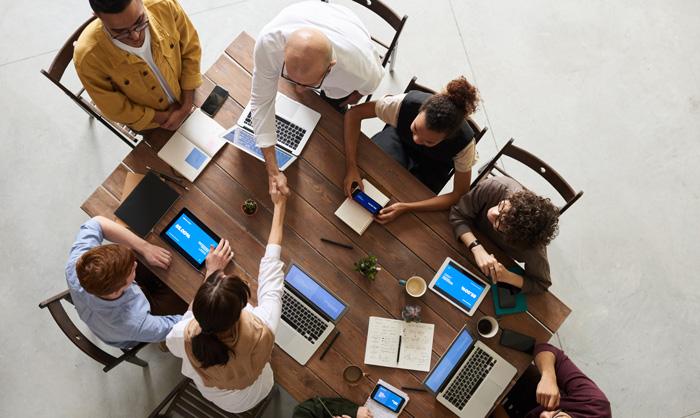 Erfolgreiche B2B-Kundenbeziehungen