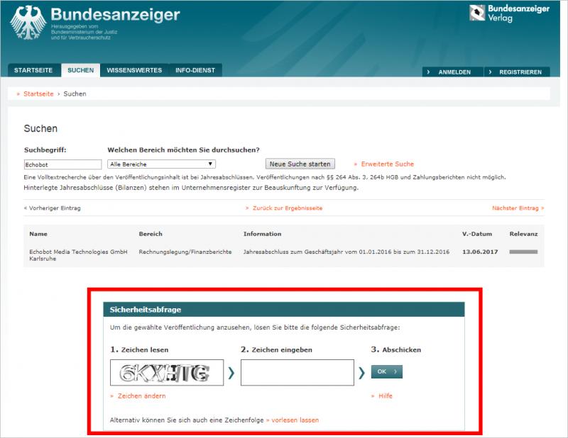 Schweizerisches handelsregister online dating