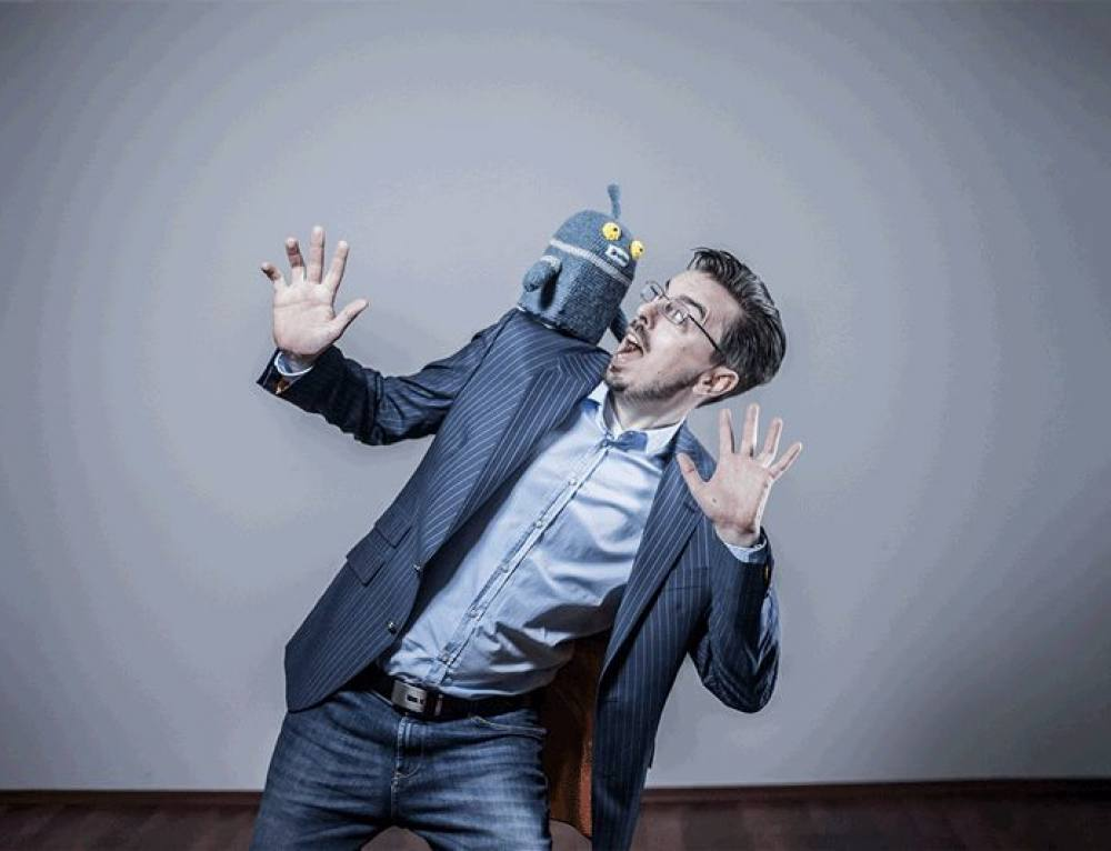Wer steckt hinter Echobot? – Es gibt neue Teamfotos