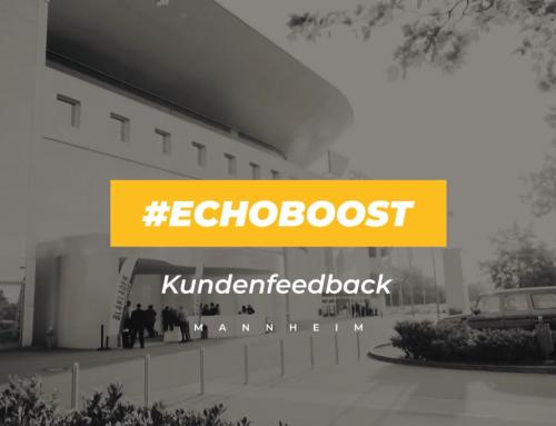 Kundenstimme: Echoboost 2019
