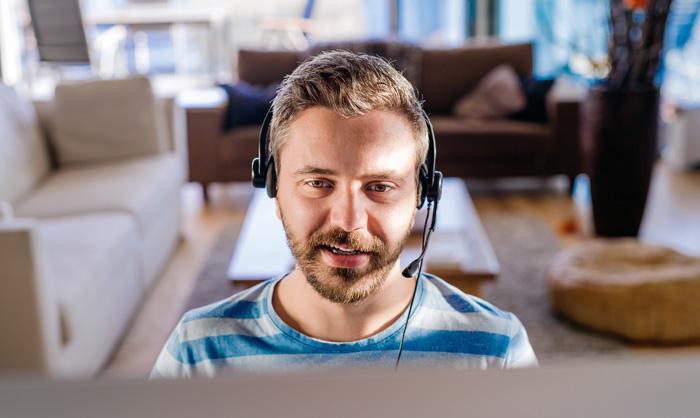 B2B-Vertrieb: Die Zeit im Homeoffice effektiv nutzen