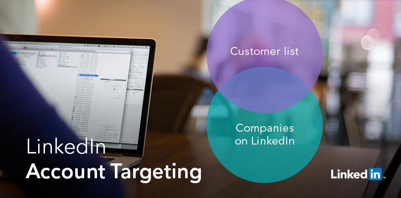 Linkedin Account Targeting