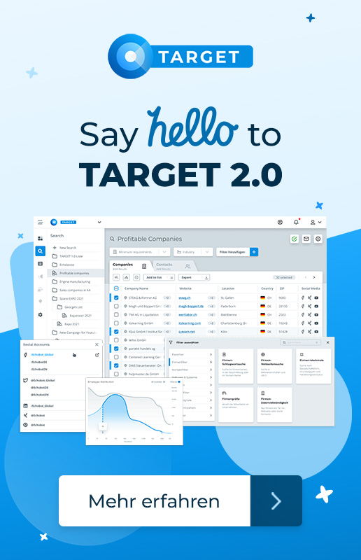 Say Hello to TARGET 2.0!