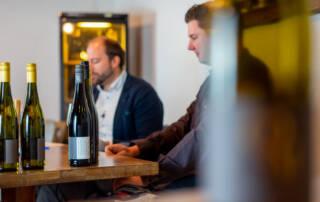 EchoBoost Tag 2: Weinprobe