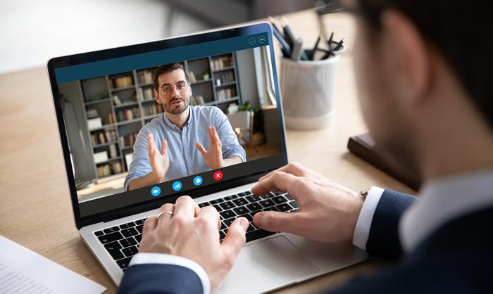Videotelefonie im B2B Vertrieb