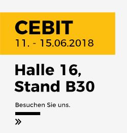 Echobot auf der CEBIT 2018