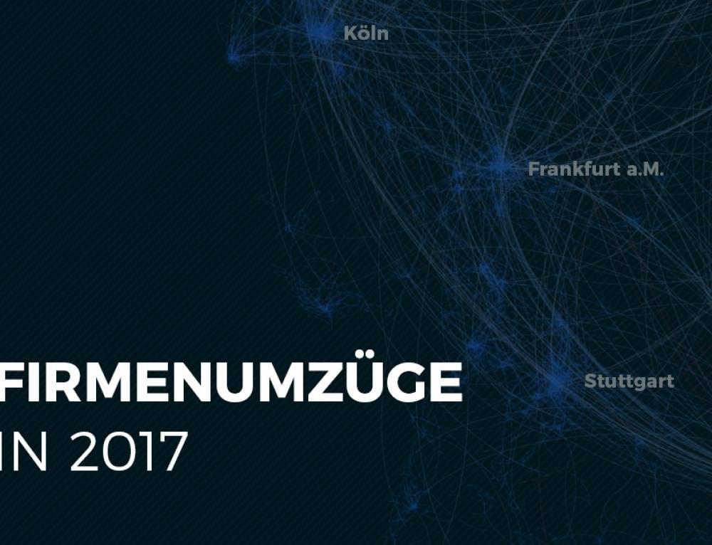 Firmenumzüge in Deutschland analysiert: Münster schlägt München