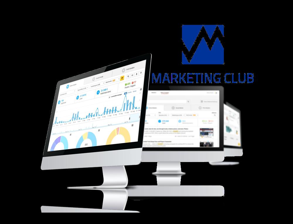 Echobot unterstützt Marketing-Clubs