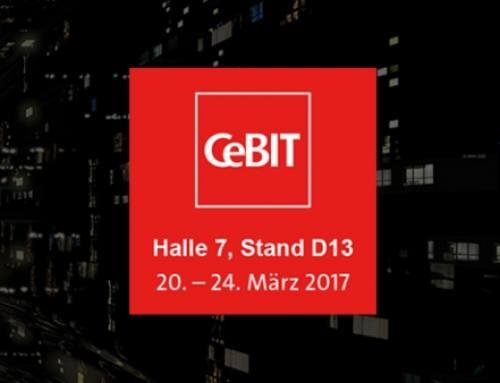 Echobot auf der CeBIT 2017: Unsere Highlights vor Ort