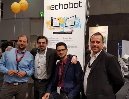 Recap: Echobot auf der CeBIT 2017