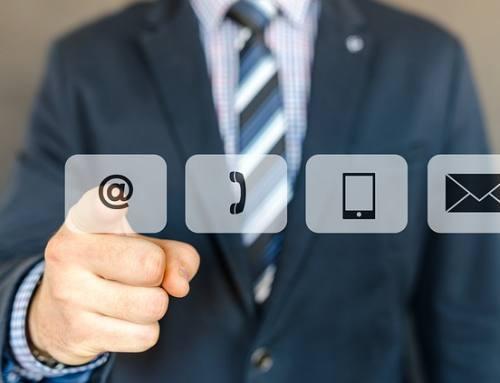 DSGVO & der Vertrieb: Erstkontakt per Telefon, Post oder E-Mail