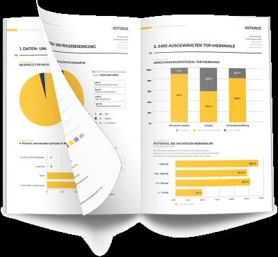 datenbankpflege - quality report