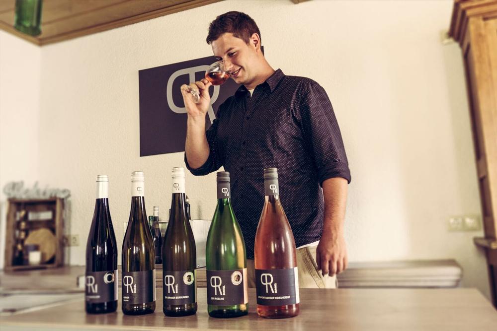 Weinprobe - Weingut Rummel