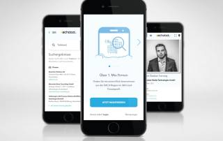 Echobot CONNECT App