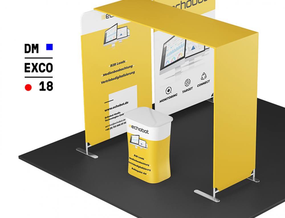 Echobot auf der dmexco 2018: Highlights und Termine