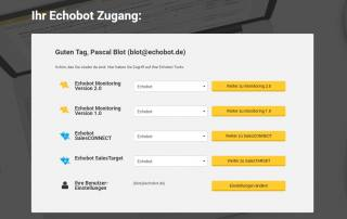 echobot-login-neu-overview