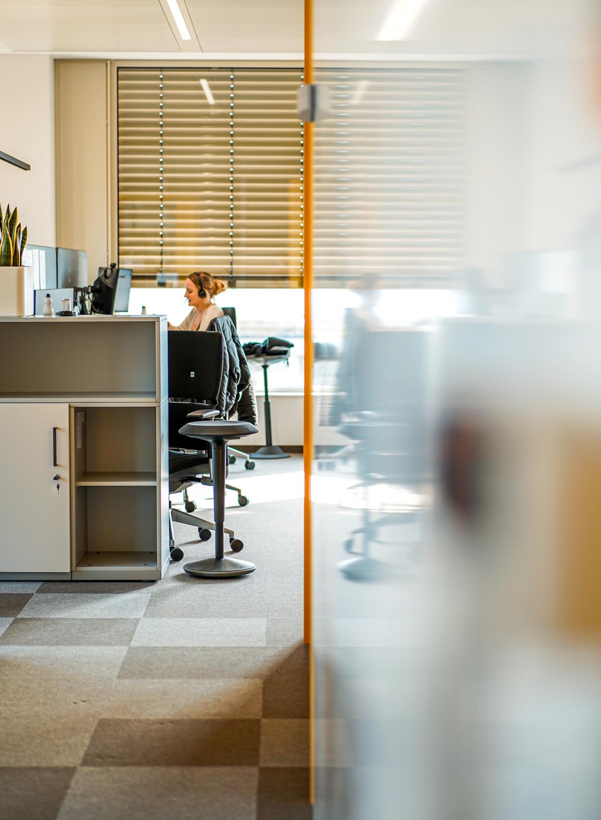 Echobot Office