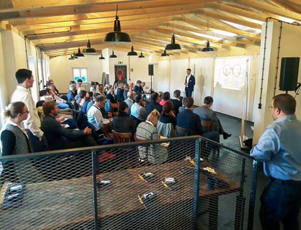 Recap Echobot Kundenworkshop in Stuttgart
