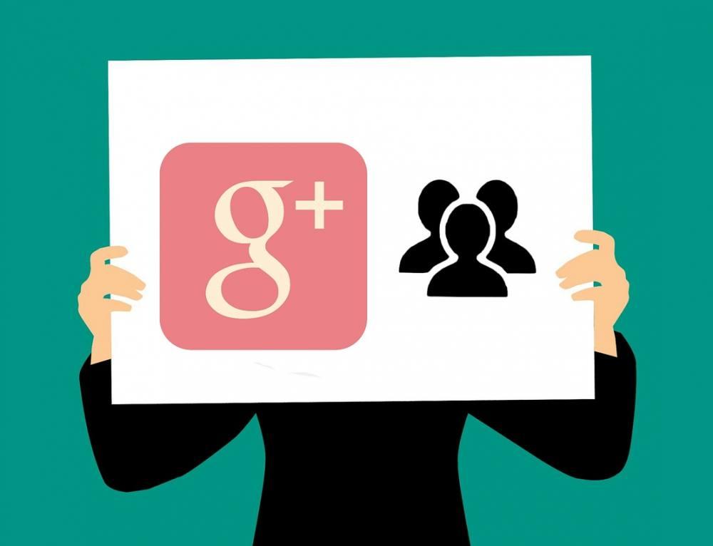 Abschaltung des Google+ Netzwerks