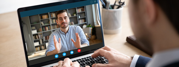 Videotelefonie im B2B-Vertrieb – Möglichkeiten und Grenzen zeitgemäßer Technologie im Kundenkontakt