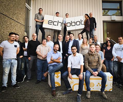 Jobs bei Echobot