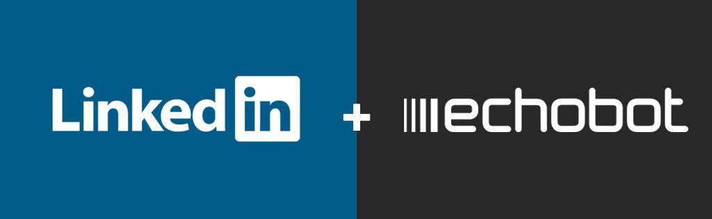 Linkedin - Echobot