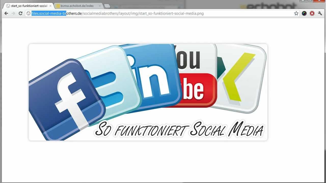 Social Media Monitoring kostenlos testen | Echobot