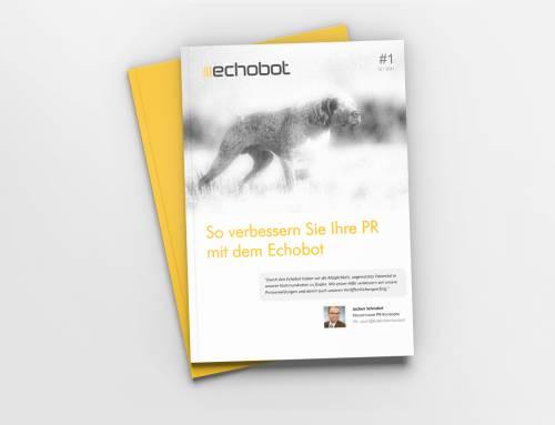 Verbessern Sie Ihre Online-PR mit Echobot – Whitepaper