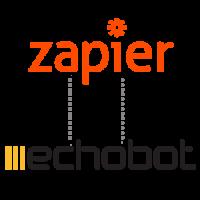 Echobot mit Zapier nutzen